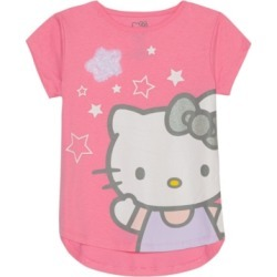 Hello Kitty Toddler Girls Stars Graphic T-Shirt found on Bargain Bro Philippines from Macy's for $11.20