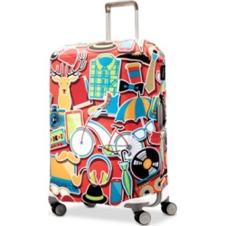 Samsonite Vacation Medium Luggage Cover found on Bargain Bro India from Macy's for $25.00