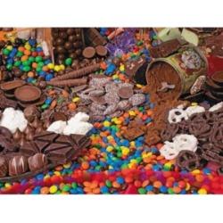 Springbok Puzzles Chocolate Sensation 400 Piece Jigsaw Puzzle