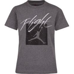 Jordan Little Boys Jumpman Flight Crew Graphic T-Shirt
