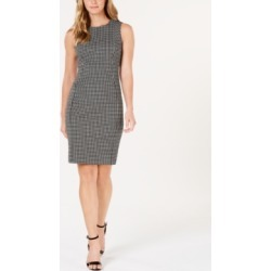0c4afaeb Calvin Klein Plaid Sheath Dress found on MODAPINS from Macy's for USD $69.99