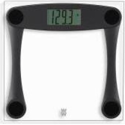 Weight Watchers by Conair Digital Glass Weight Scale Bedding