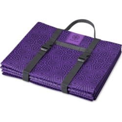 Gaiam On The Go Foldable Yoga Mat found on Bargain Bro India from Macys CA for $31.50