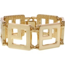 Christian Siriano New York Gold Tone Square Link Clasp Bracelet found on Bargain Bro Philippines from Macy's Australia for $35.98