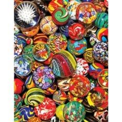 Springbok Puzzles Marble Madness 120 Piece Mini Jigsaw Puzzle
