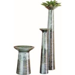 Global Views Funnel Vase Squat