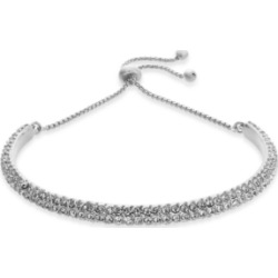 Inc Crystal Bolo Bracelet, Created for Macy's found on Bargain Bro Philippines from Macy's for $22.12