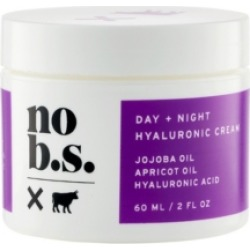 No Bs Day + Night Hyaluronic Cream