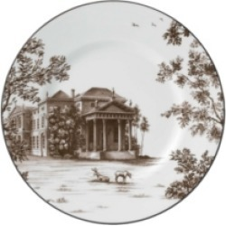 Wedgwood Parkland Accent Plate West Wycombe found on Bargain Bro Philippines from Macy's for $46.00