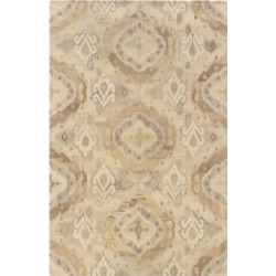 Oriental Weavers Anastasia 68003 Sand/Ivory 8' x 10' Area Rug found on Bargain Bro Philippines from Macy's for $799.50