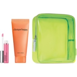 Receive your Free 3 pc. Deluxe gift with $85 Clinique purchase!