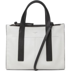 T Tahari Gotham Leather Satchel found on MODAPINS from Macy's for USD $278.00