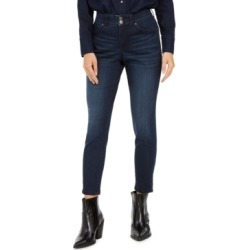 Style & Co Raw-Hem Curvy Jeans, Created For Macy's