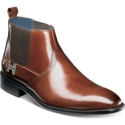 Stacy Adams Men's Joffrey Plain Toe Chelsea Boots Men's Shoes found on Bargain Bro Philippines from Macy's for $116.99