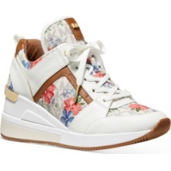 Michael Michael Kors Georgie Trainer Sneakers Women's Shoes found on Bargain Bro Philippines from Macy's Australia for $79.89