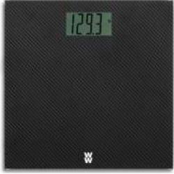 Weight Watchers by Conair Digital Carbon Fiber Weight Scale Bedding