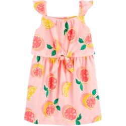 Carter's Toddler Girls Grapefruit-Print Dress found on Bargain Bro India from Macy's Australia for $10.02