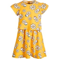 Hello Kitty Toddler Girls Daisy Dress found on MODAPINS from Macy's for USD $40.00