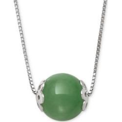 Dyed Jade (10mm) Bead 18