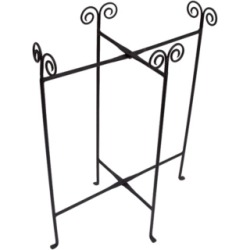 St. Croix Kindwer Iron Floor Stand for Oblong Tub
