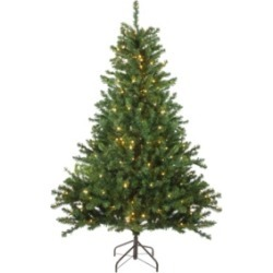 Northlight 6' Pre-Lit Canadian Pine Artificial Christmas Tree - Candlelight Led Lights found on Bargain Bro India from Macys CA for $651.70