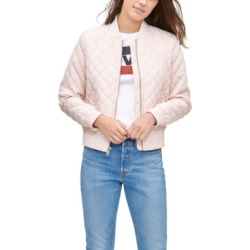 Levi's Diamond Quilted Bomber Jacket found on MODAPINS from Macy's for USD $50.00