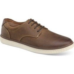 Johnston & Murphy Men's Walden Blucher Lace-Up Oxfords Men's Shoes found on Bargain Bro from Macy's Australia for USD $61.42