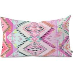 Deny Designs State Marker Southern Desert Oblong Throw Pillow