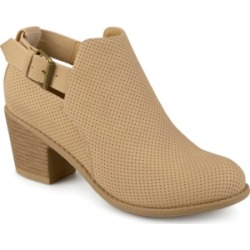 Journee Collection Women's Averi Bootie Women's Shoes found on Bargain Bro Philippines from Macy's for $59.25