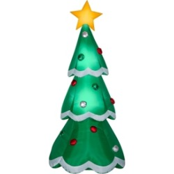 National Tree Company 7 ft. Inflatable Christmas Tree