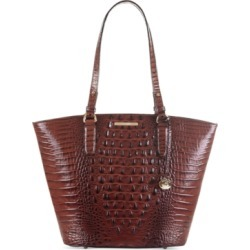 Brahmin Bowie Leather Tote found on MODAPINS from Macys CA for USD $342.00