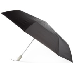 Totes SunGuard Auto Open Close Golf Size Umbrella with NeverWet