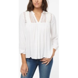 O'Neill Juniors' Mara Embroidered Top found on MODAPINS from Macy's for USD $54.00
