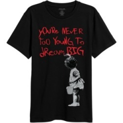 Men's Banksy Dream Big graphic T-Shirt found on Bargain Bro India from Macys CA for $50.20