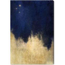 Oliver Gal Stars At Midnight Canvas Art, 45