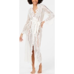 I.n.c. Lace Wrap Robe, Created for Macy's