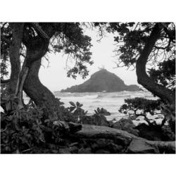 "Monte Nagler Long Hanna Drive Maui Hawaii Canvas Art - 37"" x 49"""