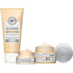 It Cosmetics 4-Pc. Your On-The-Go Confidence! Skincare Set