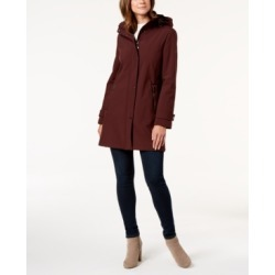 Calvin Klein Hooded Raincoat found on MODAPINS from Macy's for USD $114.99