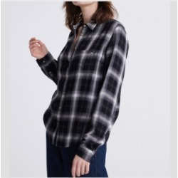Superdry Women's Lightweight Check Shirt found on Bargain Bro Philippines from Macy's for $54.95