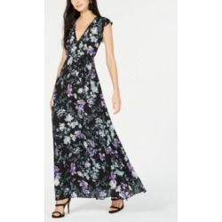 Bar Iii Floral-Print Belted Dress, Created for Macy's found on Bargain Bro India from Macys CA for $56.27