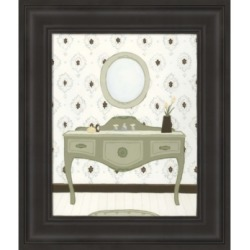 Parisian Bath Ii by June Erica Vess Framed Art found on Bargain Bro India from Macy's for $149.99