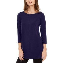 Alfani 3/4-Sleeve Tunic, Created For Macy's found on Bargain Bro Philippines from Macy's Australia for $47.17