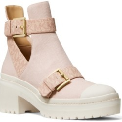 Michael Michael Kors Corey Buckled Ankle Booties Women's Shoes found on Bargain Bro Philippines from Macy's Australia for $207.57