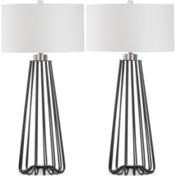 Safavieh Set of 2 Estill Table Lamps found on Bargain Bro from Macy's for USD $212.04