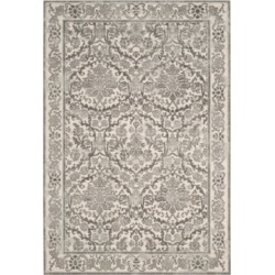 Safavieh Evoke EVK242D Ivory/Grey 3' x 5' Area Rug found on Bargain Bro Philippines from Macy's for $60.00
