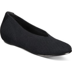 Eileen Fisher Seam Knit Flats Women's Shoes found on Bargain Bro from Macy's for USD $74.05