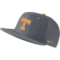 Nike Tennessee Volunteers Aerobill True Fitted Baseball Cap found on Bargain Bro India from Macy's for $35.00