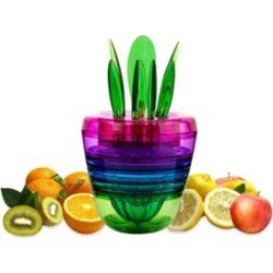 True & Tidy 10-in-1 Smart Fruit Set with Bonus Fruit Veggie Peeler