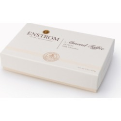 Enstrom Candies 15 Ounce Milk Chocolate Almond Toffee Petites